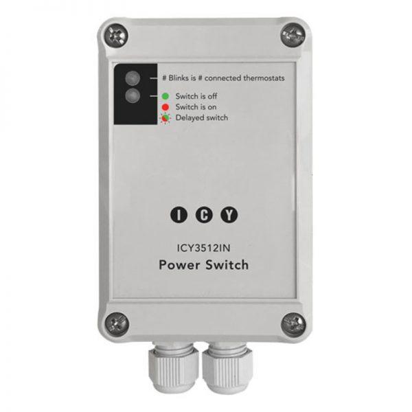 3512IN-Power-Switch elektrische verwarming aansturen